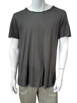 Nicolas & Mark Short-sleeved T-Shirt with pleats