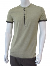 Nicolas & Mark T-Shirt m/m polo-neck
