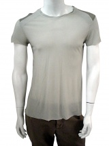 Nicolas & Mark Short-sleeved open-worked T-Shirt