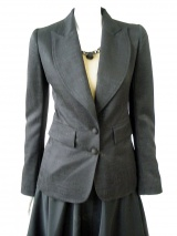 Angelos-Frentzos Trench with pleats