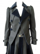 Angelos-Frentzos Jacket with straps on sleeves