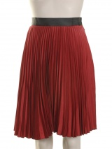 Angelos Frentzos Pre Accordeon pleated skirt