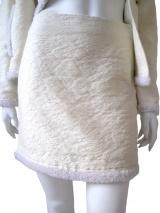 Norio Nakanishi Skirt with high waist