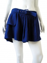 MolaMust Skirt with central pleats