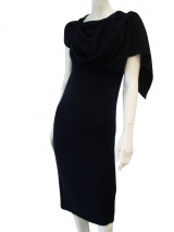 Osman Yousefzada One-sleeve dress