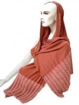 Nicolas & Mark Jersey scarf