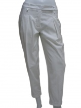 Angelos-Frentzos Classic pant with pinces (pleats)