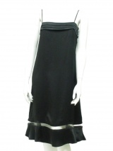 Angelos-Frentzos Long dress with pleats