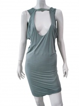 Nicolas & Mark Draped dress