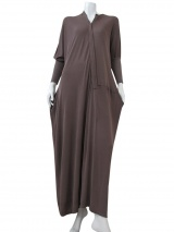 Cristian Luppi Wrap Dress
