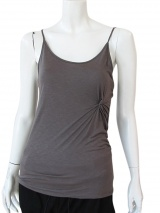 Angelos-Frentzos Knotted tank top