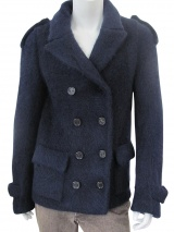Alberto Incanuti Jacket with oblique zip