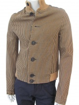 Alberto Incanuti Jacket with knit