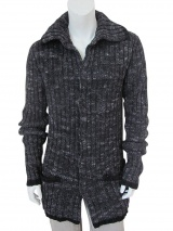 Nicolas & Mark Button-fastening Cardigan