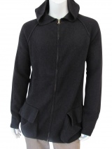 Nicolas & Mark Hooded Cardigan