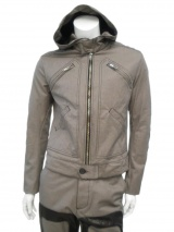 Nicolas & Mark Jacket with hood