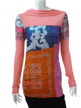 Sinha Stanic Stretch Tunic
