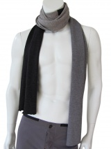 Angelos-Frentzos Three-Tones Scarf