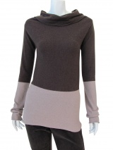 Cristian Luppi Jumper with ring collar