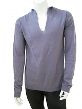 Nicolas & Mark V-necked pullover