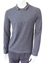 T-skin Polo Sweatershirt