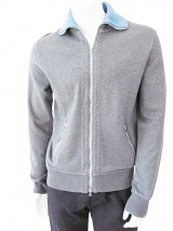 T-skin Sweatshirt with zipper