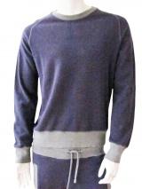 T-skin Roundnecked lonsleeved sweatshirt