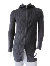 Lumen et umbra Cardigan with zipper