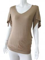 Delphine Wilson T-Shirt farfalla