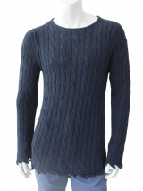 Nicolas & Mark Cable Knit Sweater