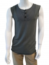 Nicolas & Mark Sleeveless T-shirt