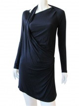 Delphine Wilson Draped dress
