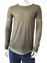 Nicolas & Mark Round-necked t-shirt L/S