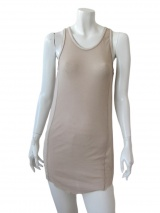 Nicolas & Mark Semitrasparent tank top