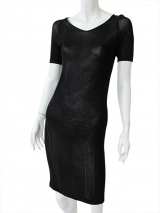 Delphine Wilson Striped dress