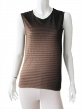 Delphine Wilson Sleeveless t-shirt