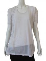 Delphine Wilson T-shirt con spalle a farfalla