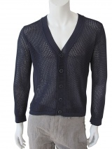 Giulio Bondi Perforated cardigan