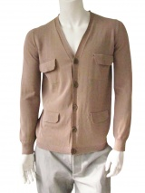 Giulio Bondi Cardigan with 4 pockets