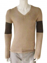 Giulio Bondi Pullover with central line
