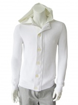 Giulio Bondi Cardigan with hood