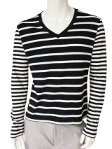 Giulio Bondi Striped T-shirt