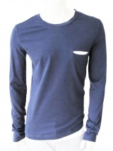 Giulio Bondi T-shirt con Taschino Finto