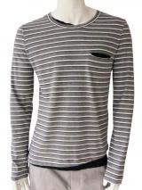 Giulio Bondi T-Shirt a Righe