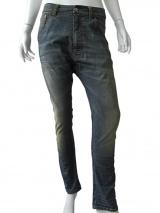 Vic-Torian Jeans con cavallo basso