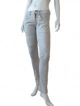 Vic-Torian Jeans con intreccio