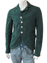 Vic-Torian frac cut jacket
