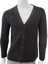Nicolas & Mark Cardigan scollo a V