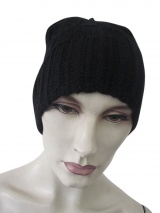 Nicolas & Mark Knit Beret