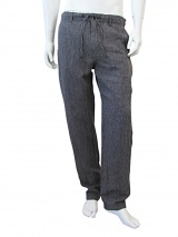 Nicolas & Mark Pants with Drawstring